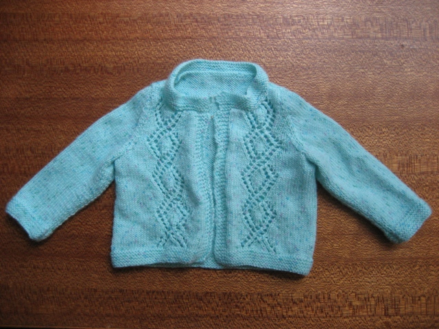 Veronica Baby Sweater