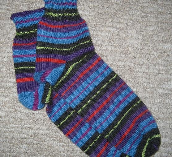 Regia Canyon Socks Laying Flat