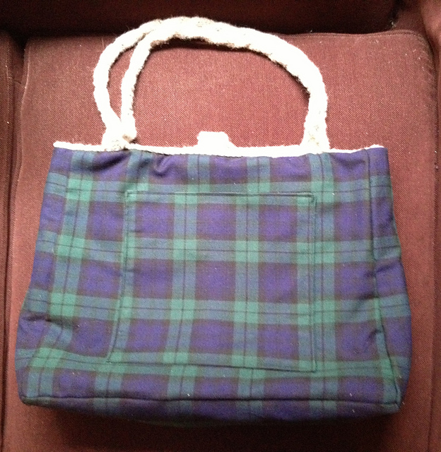 Lining of Celtic Tote