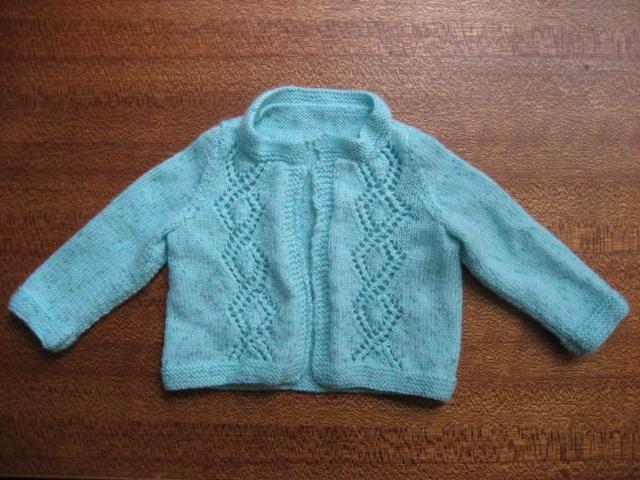 Veronica Baby Sweater